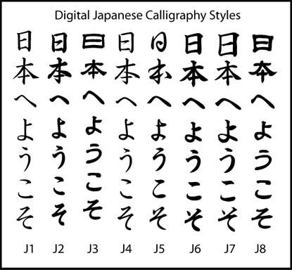 Japanese Tattoo Designs- Your name in Japanese Kanji, Japanese